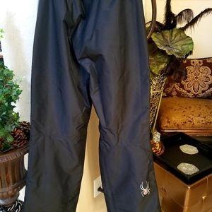 Spyder Black Ski Pants Women's 6